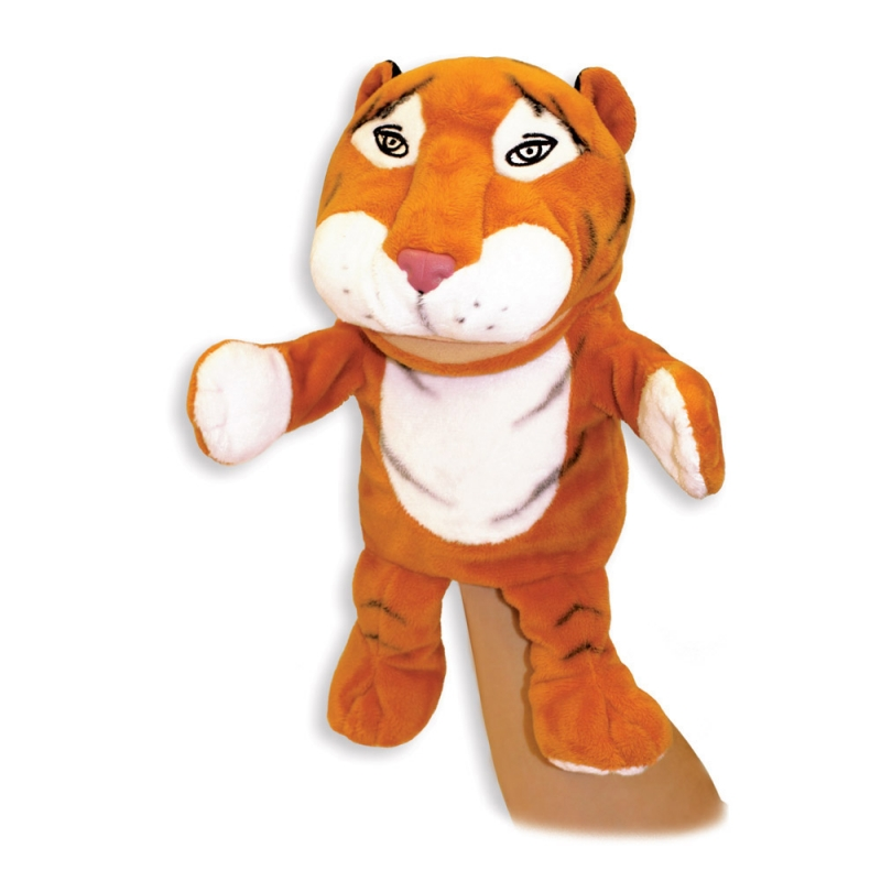 The Tiger Who Came to Tea (Hand Puppet)