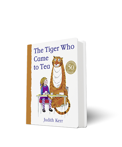 The Tiger Who Came to Tea (Board Book)