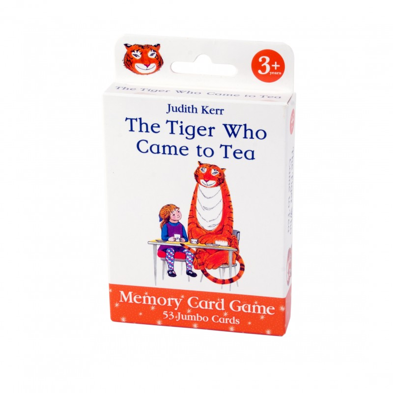 The Tiger Who Came to Tea (Memory Card Game)