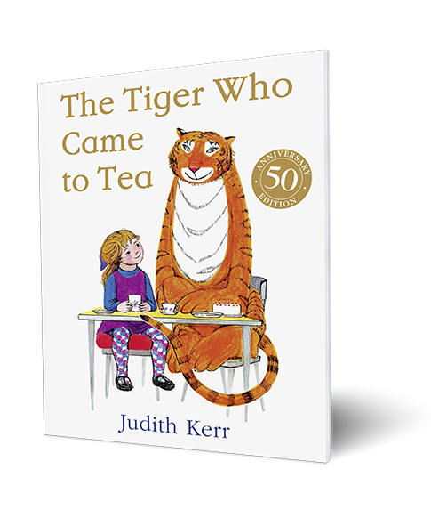 The Tiger Who Came to Tea (Paperback)