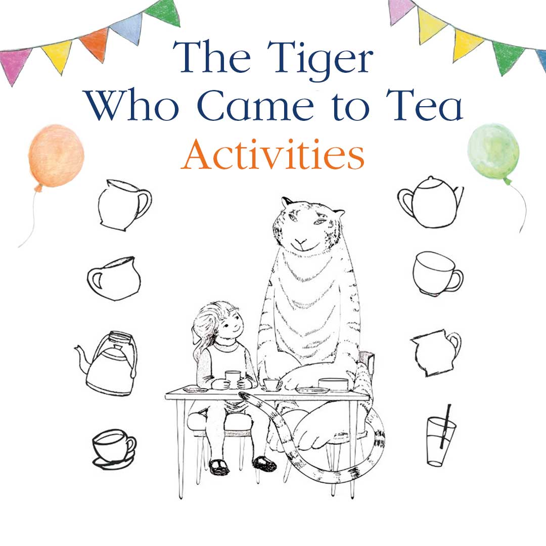 Tiger Tea Party Pack