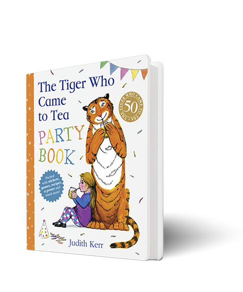 The Tiger Who Came to Tea (Party Book)