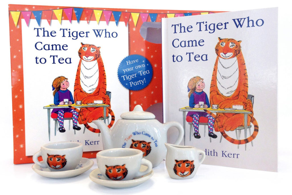 Tiger Who Came to Tea Tiger Tea Party Set