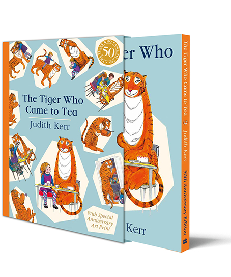 The Tiger Who Came to Tea – Gift Edition